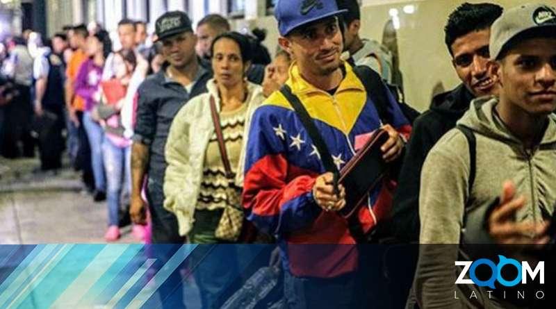 Aumenta flujo de venezolanos que buscan llegar Perú.