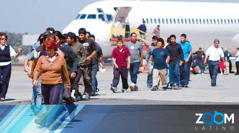 Trump amenaza con deportar a millones de inmigrantes.
