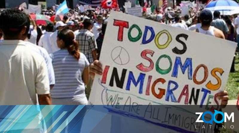Senado de EE.UU. aprueba ayuda para inmigrantes.