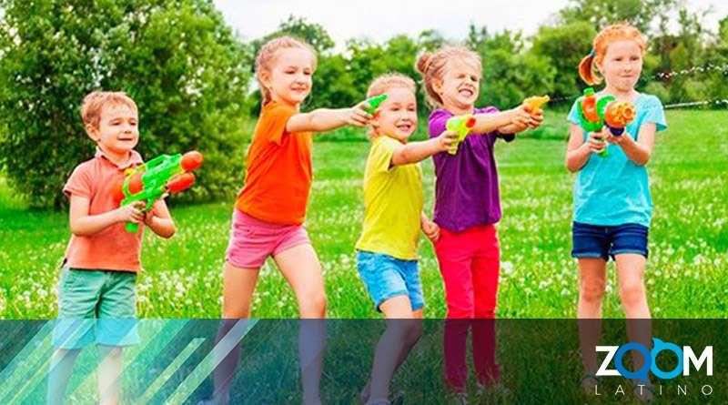 Grupo de consumidores presenta lista de 10 juguetes contra la seguridad infantil.