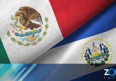 México da a El Salvador $30 millones para desarrollo.