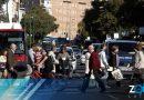 Disminuye muy poco las muertes en carreteras, pero para los peatones y ciclistas aumentan considerablemente.