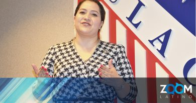 Sindy Benavides, Directora Ejecutiva de la Liga de Ciudadanos Latino Americanos Unidos (LULAC).