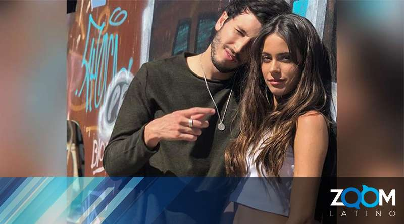 Sebastián Yatra y Tini Stoessel confirman su noviazgo.