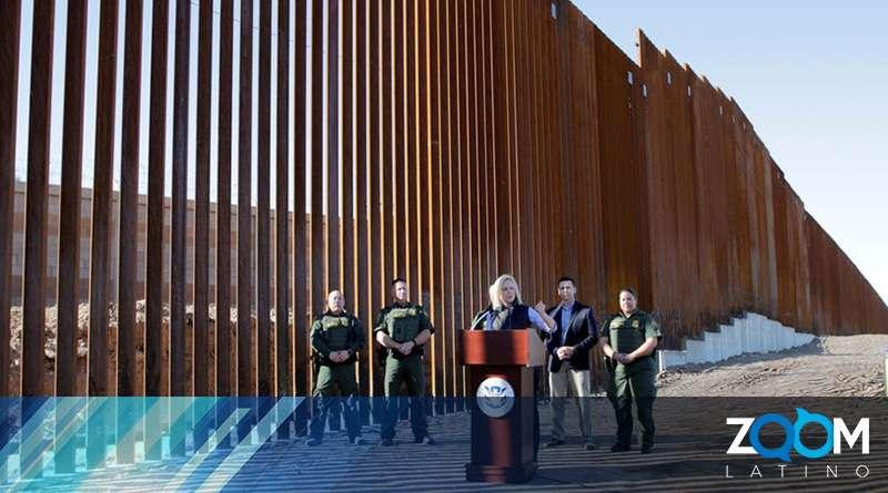 Corte Suprema permite el uso de fondos para construir la pared fronterizo