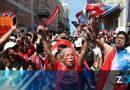 Entre cacerolazos y exclamaciones  celebró Puerto Rico la renuncia de Rossello.