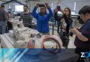 El traje espacial de Neil Armstrong quedará grabado hasta en los más pequeños.