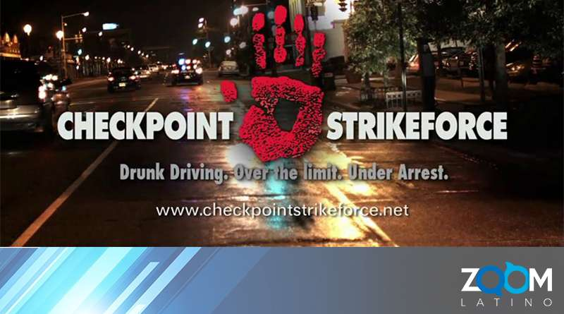 El condado de Fairfax anuncia la campaña estatal Strikeforce de Checkpoint Strikeforce