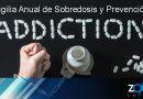 Vigilia anual de Sobredosis y Prevención