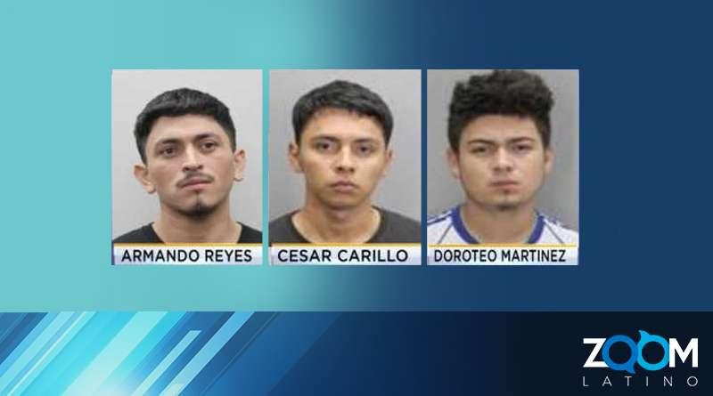 La policía arresta a 3 hombres y un menor por asesinato en mayo