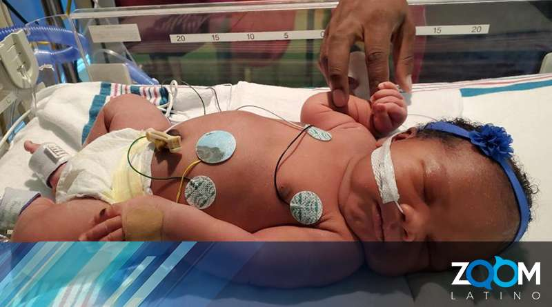 Bebé nace a 9:11 p.m. el 11 de septiembre pesó 9 libras y 11 onzas