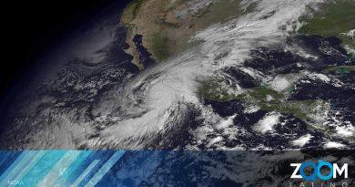 Fernand, la tormenta que se formó después de Dorian en el Golfo de México