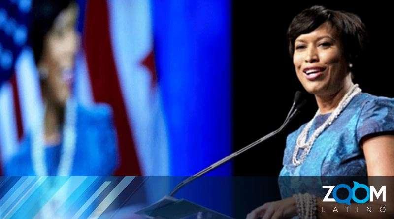 Alcaldesa Muriel Bowser afirma que es el momento que se otorgue la ciudadanía completa a los ciudadanos salvadoreños
