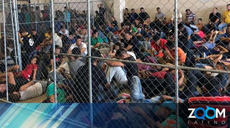 Migrantes detenidos no serán vacunados contra la gripe