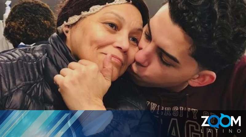 Más de 7.000 firmas ha recogido Cristian Padilla Romero para que ICE libere a su madre