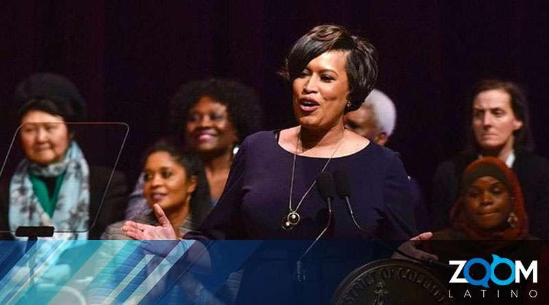 """Alcaldesa Bowser declaró este mes como el """"Mes de los Derechos Humanos"""""""