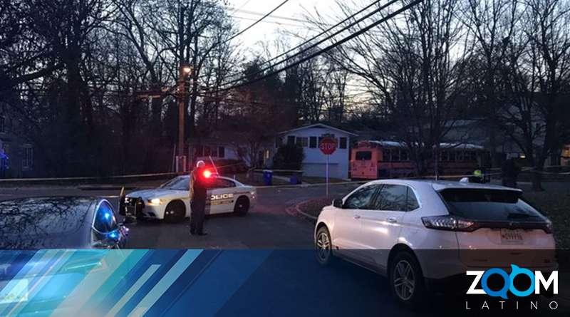 Niña de 9 años murió luego de ser arrollada por autobús escolar