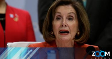 La presidenta de la Cámara de Representantes, Nancy Pelosi solicitó artículos de juicio político
