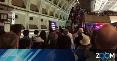 Suspendido servicio de metro entre las estaciones Metro Center y Foggy Bottom, debido al arrollamiento de una persona