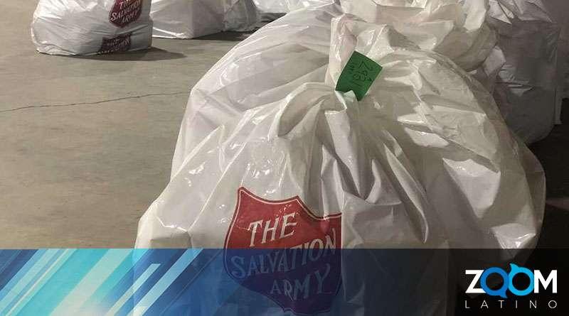 Ejército de Salvación está en búsqueda de voluntarios para organizar los regalos de Navidad.