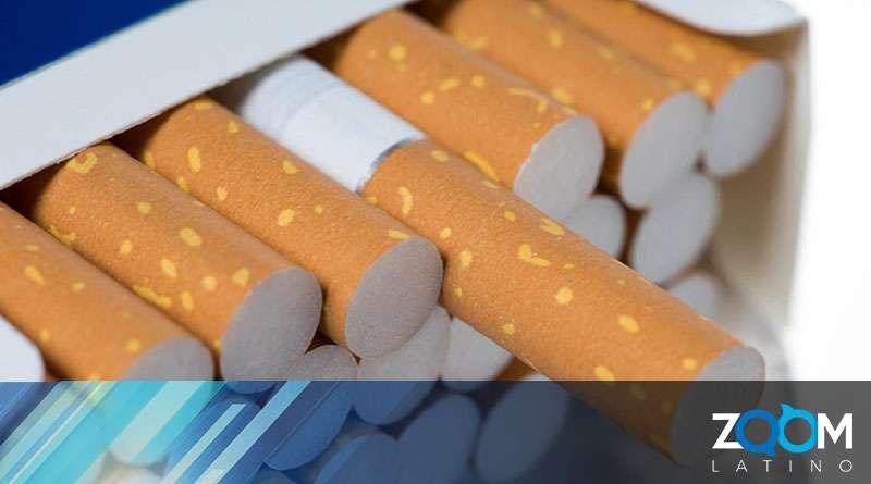Proyecto de ley cambia edad legal para comprar productos que contengan tabaco.