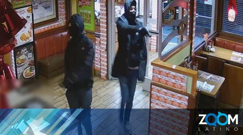Hombres que asaltaron y cometieron un crimen en Denny's, podrían estar vinculados a otros robos recientes