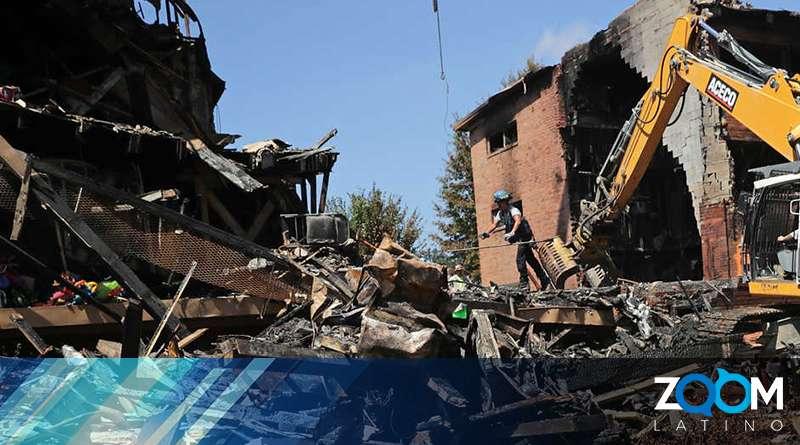 Washington Gas llegó a un acuerdo con los sobrevivientes de la explosión en Silver Spring