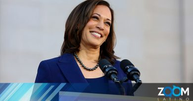 Senadora Kamala Harris sale de la contienda presidencial