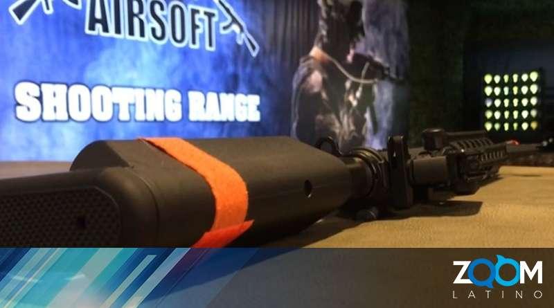 Campo de tiro en el Centro Comercial Montgomery causa controversia entre los vecinos