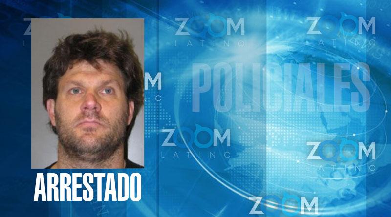 Hombre es arrestado por observar y grabar a una mujer a través de una ventana