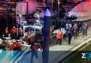 Autoridades rescataron a un hombre del agua helada la noche del miércoles