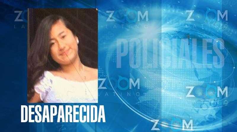 Oficiales de policía del condado de Fairfax buscan a una joven desaparecida