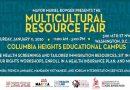Alcaldesa Bowser invita a la comunidad a la próxima feria de recursos multiculturales