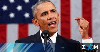 Obama realiza críticas al presidente Trump durante un discurso en Sudáfrica