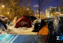 Campamentos de personas sin hogar serán eliminados