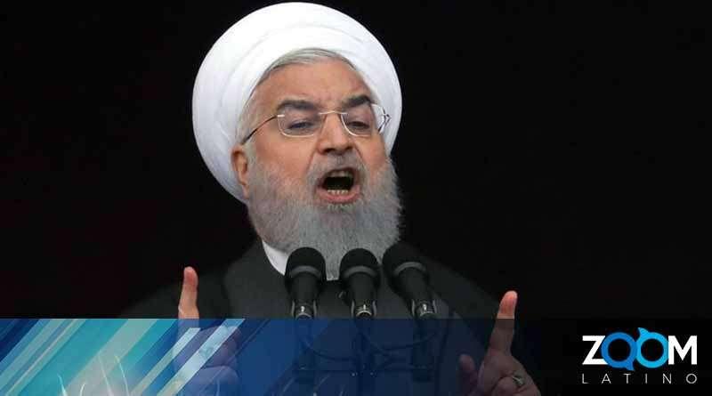 Presidente de Irán amenaza con nuevos ataques a Estados Unidos
