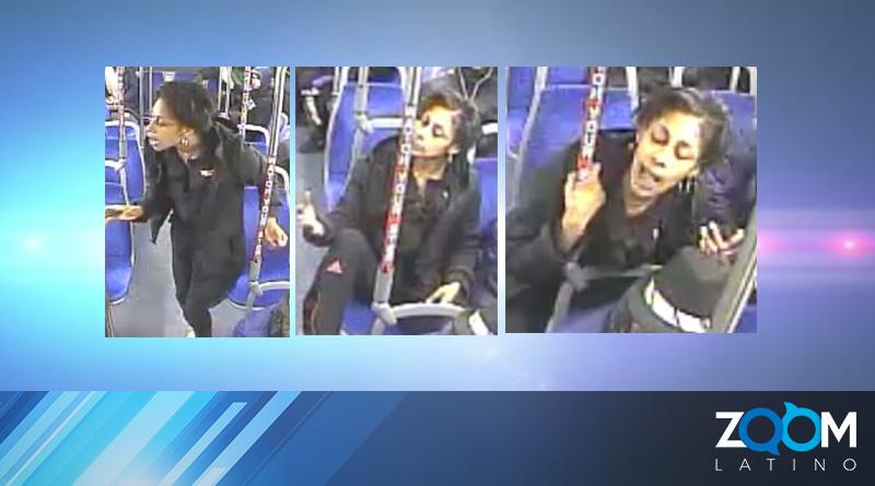 Detectives buscan a una mujer sospechosa de un robo en Gaithersburg