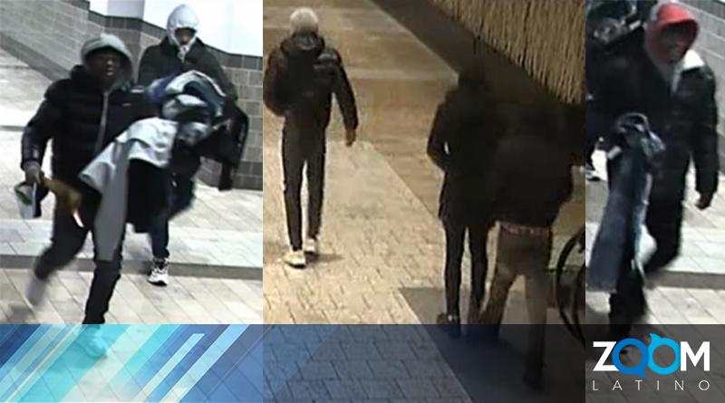 Oficiales continúan las averiguaciones a robos en el centro comercial Westfield Wheaton