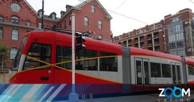 Departamento de Transporte de DC, no continuará con los planes de extender el tranvía