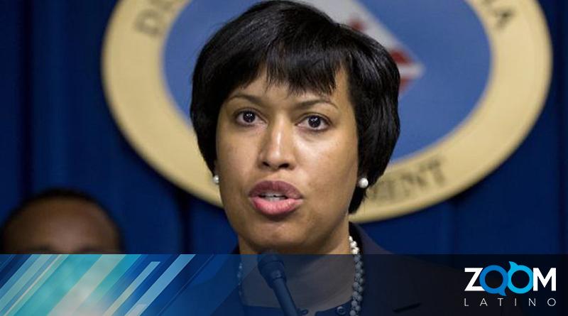 Alcaldesa Bowser se pronuncia ante la aprobación de la propuesta de convertir a Washington un estado.