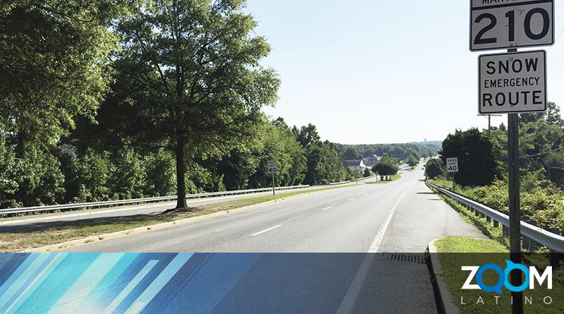 Se han entregado 9.000 multas gracias a las cámaras de seguridad de alta velocidad en autopista de Maryland