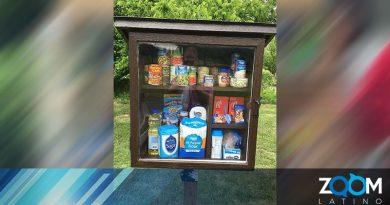 """""""Caja de Bendiciones"""" una idea que ayuda los vecinos de una comunidad"""