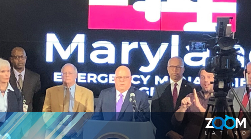 Evalúan a dos personas de Maryland contra el coronavirus.