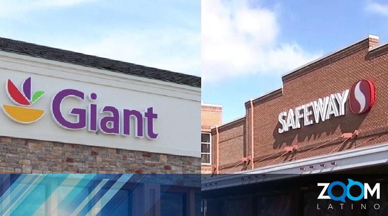 Trabajadores de Giant y Safeway exigen mejoras en el contrato sindical.