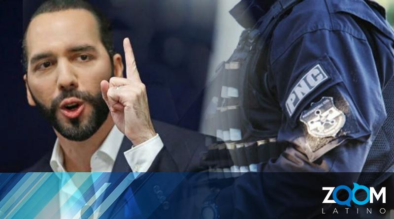 Diputados de El Salvador ya no serán custodiados por los agentes del PPI