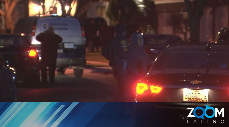 Policía logró arrestar a dos hombres y buscan a un tercer sospechoso luego de un intento de robo de vehículo
