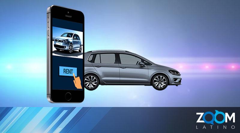 Investigan vehículos robados de un servicio de alquiler en línea