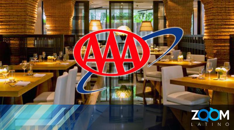 AAA anunció el listado de Hoteles y Restaurantes con la designación de Cinco Diamantes