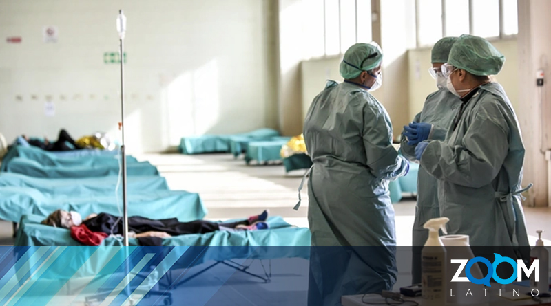 En Italia los médicos enfrentan decisiones sorprendentes