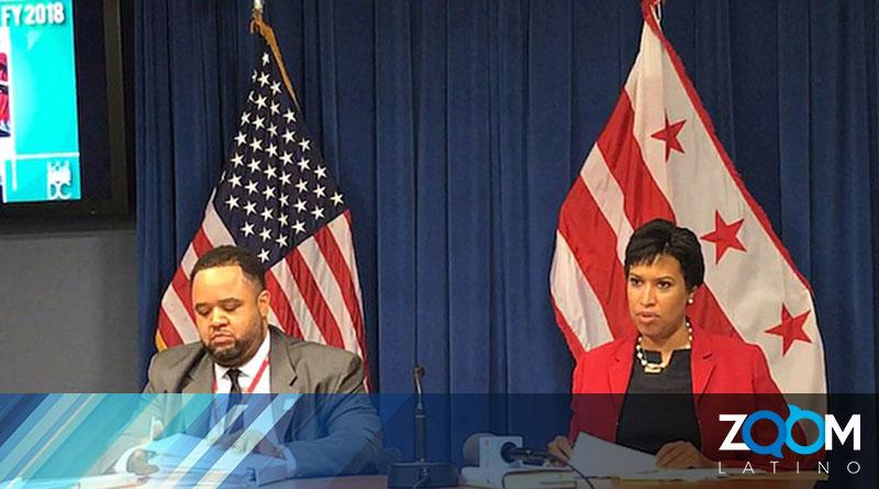 Alcaldesa Bowser recomienda a los residentes mantenerse en casa